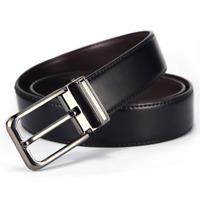 Men's Classic Leather Belt Casual Pin Buckle Waist Belt Waistband Belts Strap