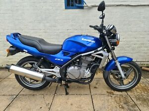 KAWASAKI ER5 RUNNING HPI CLEAR MOTD SPARES OR REPAIRS PROJECT