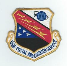 1960s  USAF POSTAL AND COURIER SERVICE  patch