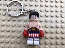 Rocky Mini-Figure Keyring / Keychain UK SELLER