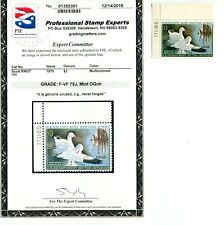 """Rw 37, Ross's Geese"""" with clean Pse-Jumbo Margins F-Vf75J"""