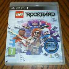 LEGO rockband The Video Game Sony PlayStation 3,