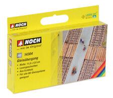 14304 Noch HO, Gleisübergang 11,8cm x 4 cm, Laser-Cut minis, Modelleisenbahn, Ho