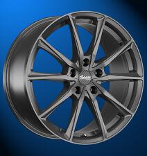 4x Advanti Racing Centurio Dark 7.5 X 17 5 X 112 30 matt gunmetal