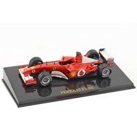 Edicola Ferrari F1 MICHAEL SHUMACHER 1/43 2002