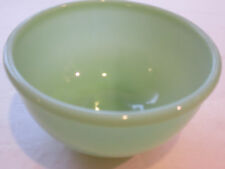 "Fire King Oven Ware 4 3/4"" Jadeite Jadite Beaded Edge Round Bowl Dish Oven Ware"