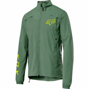 Fox Racing MTB 2020 Flexair Pro Fire Alpha Jacket Pine