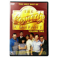 The Very Best Of The Comedy Company Volume 2 (DVD) Australian Series - Rare OOP