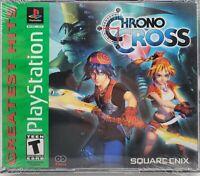 🔥 Chrono Cross for PlayStation 1 *BRAND NEW*