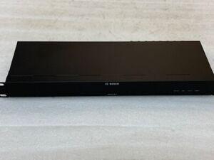 Bosch VideoJet VJM-4016 16 Channel H.264 Encoder Used Good Condition