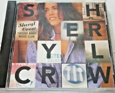Sheryl Crow - Tuesday Night Music Club CD A&M 1993 Pre-owned