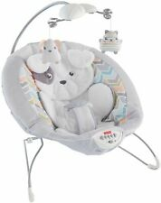 Fisher Price Mattel Dth04 Sweet Snugapuppy Dreams Deluxe Bouncer