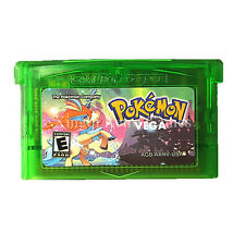 POKEMON VEGA VERSION GBA GAME BOY ADVANCE