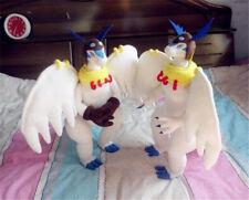 Rare Handwork Legendz Shiron Windragon Dragon Cosplay Plush Doll Toy 45cm 1pc
