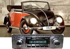 NEW USA-630 II* 300 watt 49-57 VW Bug AM/FM Stereo Radio iPod, USB, Aux inputs