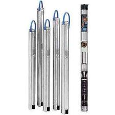"Grundfos 3"" Submersible Well Pump 10SQ05 160 1/2HP 230 96160140"
