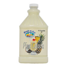 Fruit-N-Ice - Granita Frozen Drink Mix PINA COLADA 64oz