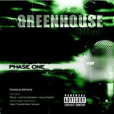 Greenhouse Effect - Phase One - Various Artists NEW CD PA Explicit Free Shipping
