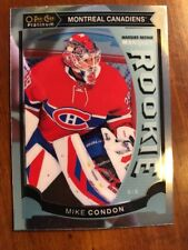 2015-16 UD Opee Chee Platinum Marquee Rookie #M32 Mike Condon