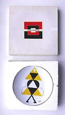 Sonia Delaunay- La danseuse jaune-Plate- No 593/900-ARTCURIAL-With original Box