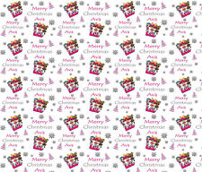 Personalised Christmas Gift Wrap LOL DOLLS Wrapping Paper