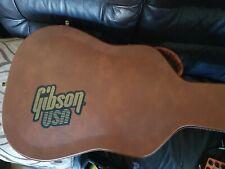 Gibson acoustic guitar case