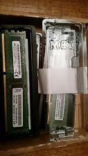 4 x 4GB 2Rx8 PC3-10600R REG Memory 'Pulls'
