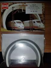 1 Portale per Tunnel AV a Doppio Binario - Scala N - Busch N 8195  - Nuovo