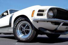 Original NOS 1970 Ford Mustang Parking/Turn Signal Lamp Lenses R/L