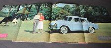 (122A) PARIS MATCH N°288 Octobre 1954 : Salon auto Simca Aronde Elysée P60...