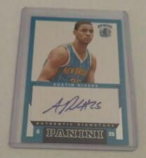 AUSTIN RIVERS - 2012/13 PANINI - ROOKIE AUTOGRAPH - CLIPPERS