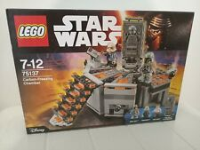 Lego Star Wars 75137 Carbon Freezing Chamber Sealed