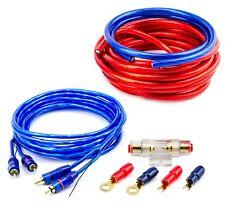 Auto Car Hifi Verstärker Endstufe Kabel 20 mm² Kabelsatz High End Amplifier Kit