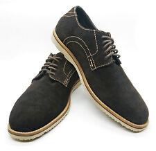 Rockport ADIPRENE von ADIDAS Herren Halbschuhe Gr. 41  Brouge Schuhe wildleder