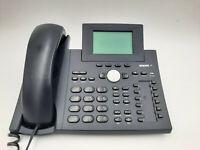 Snom 350 IP Voip SIP Cloud Telefon schwarz Garantie Rechnung