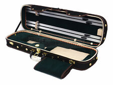 Pro. Wooden 4/4 Violin Case Fit body length of 355mm