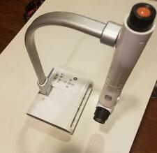 Elmo TT02s Document Camera. Used, Working. Power supply NOT included.