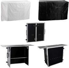 DJ-Tisch zusammenklappbar - Portabler DJ-Tisch - Case Info Desk - Theken-Case