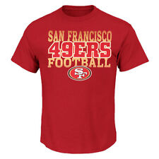 San Francisco 49ers NFL 'Pre Game' T shirt - size small