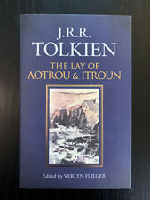 J.R.R. Tolkien The Lay of Aotrou and Itroun, UK Edition, Fine