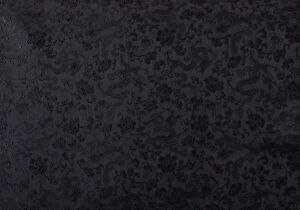 "TOP QUALITY 28"" CHINOISERIE DAMASK JACQUARD BROCADE : DRAGON DANCE,  12 COLORS"