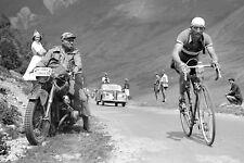 Cyclisme, ciclismo, wielrennen, radsport, cycling, GINO BARTALI TdF 1950