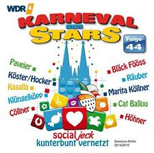 Karneval der Stars - Folge 44 - Various - CD - Neu / OVP