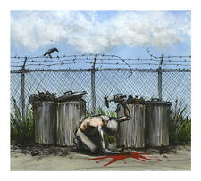 If I Only Had a Hammer by Derek Hess Signed and Numbered Edition SOLD OUT