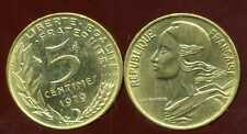 5 centimes 1979   MARIANNE   SUP