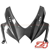 2008-2010 GSX-R 600 750 Upper Front Nose Headlight Cowling Fairing Carbon Fiber
