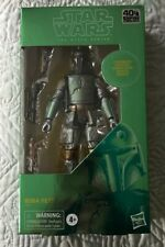 Star Wars The Black Series Carbonized Boba Fett 6-Inch Action Figure IN HAND!
