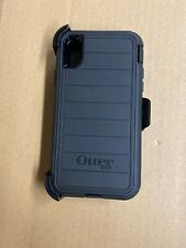 OtterBox Defender Pro Series Case for iPhone X ,  XS ,  Black