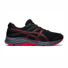 Asics GEL-Contend 6 [1011A667-004] Men Running Shoes Black/Classic Red
