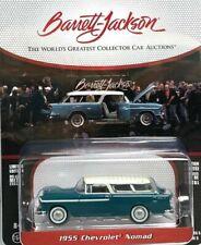 1955 Chevrolet Nomad *** Greenlight Barrett Jackson Scottsdale 1:64 NEU